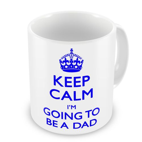 Keep Calm I'm Going To Be A Dad Novelty Gift Mug